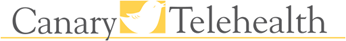 Logo of Canary Telehealth